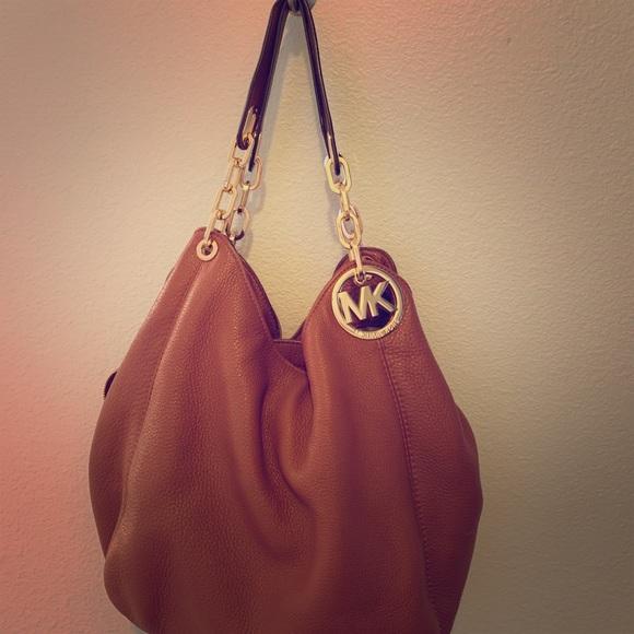 MICHAEL Michael Kors Handbags - MICHAEL Michael Kors Fulton Large Shoulder Tote